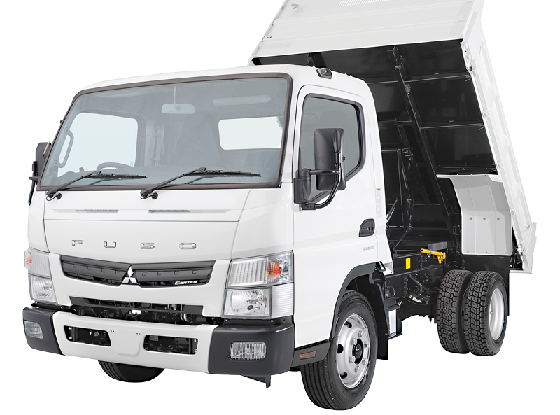"<span style=""font-weight: bold;"">FUSO TRUCK RANGE</span>"