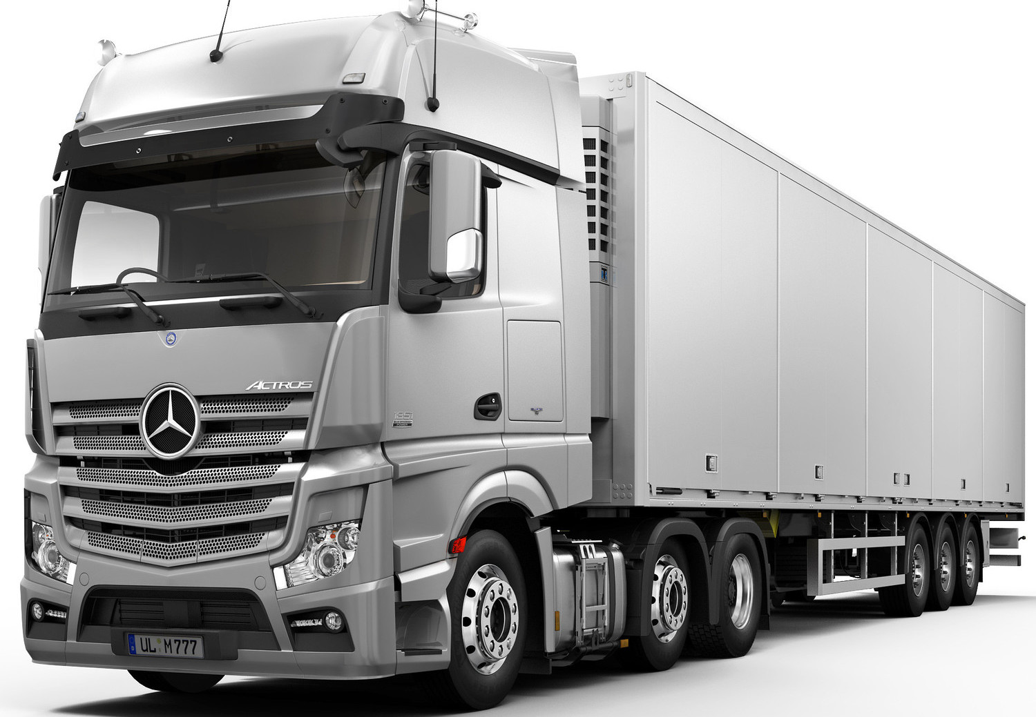 "<span style=""font-weight: bold;"">MERCEDES ACTROS</span>"